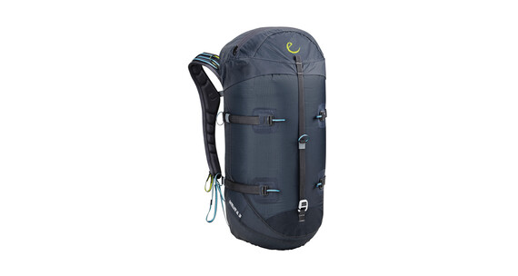 Edelrid Satellite 20 Ultralight - Sac à dos escalade - gris/bleu